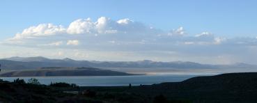 Mono Lake from Lee Vining