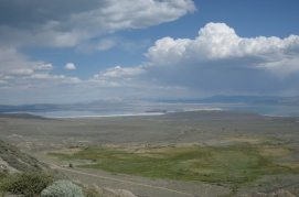 Mono Lake from US 395 Overlook