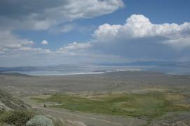 Mono Lake from US 395 Overlook
