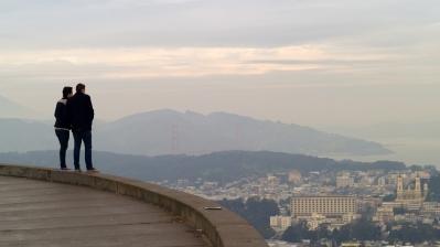 Twin Peaks Off-Season View