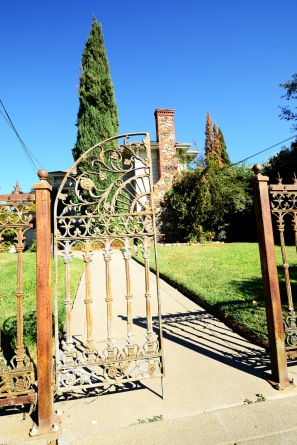 Ornate Gate - Woodland, CA
