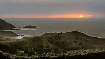Pacifica Sunset