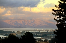 Gathering Over the East Bay Hills