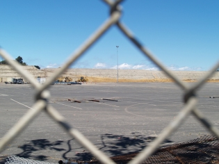 Remains of Candlestick Park, San Francisco