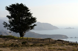 Pacifica, CA, from Malagra Ridge Open Space