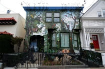 SF home with above the median paint job