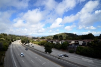 Interstate 280 - home to many commuters between SF and Silicon Valley
