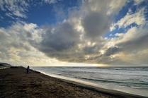 Ocean Beach Shower