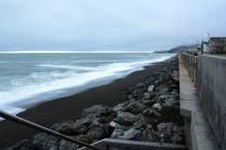Tide's up in Pacifica